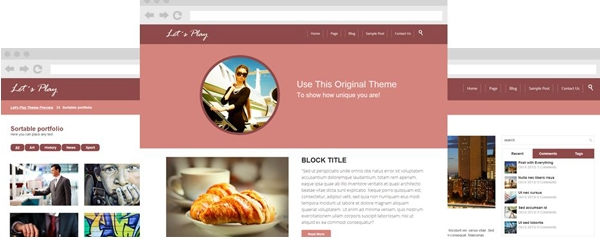 thiet ke wordpress