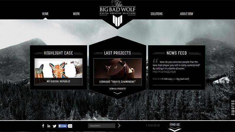 web The Big Bad Wolf